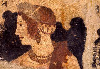 La donna etrusca